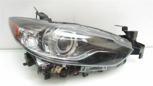 Mazda 6 Headlight Hid Xenon Right Afs With Led Head Lamp Rh Oem 14 15 2014 2015