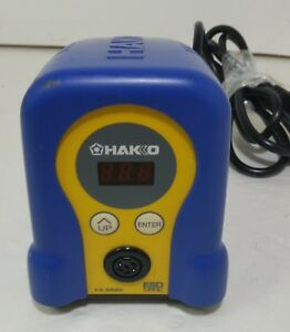 Hakko Fx888d 23by Digital Soldering Station Fx 888d Fx 888 base Only 11