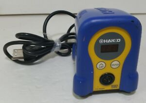 Hakko Fx888d 23by Digital Soldering Station Fx 888d Fx 888 base Only 12