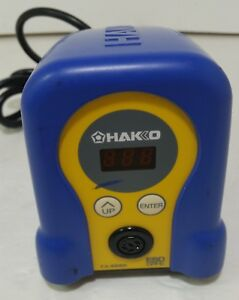 Hakko Fx888d 23by Digital Soldering Station Fx 888d Fx 888 base Only 13