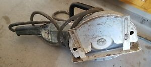 Metabo Ag2330 12 120v Concrete Saw Discontinued Great Working Condition