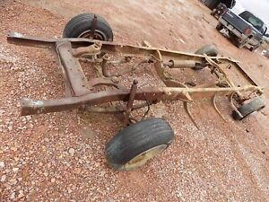 1948 1949 1950 1952 Ford F1 Pickup Truck Frame Chassis Rolling Rat Rod 5 Star