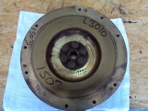 Kubota L3010 1503 Flywheel
