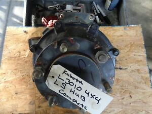 Kubota L3010 4x4 Left Side Hub Complete Excellent Cond Ready To Install