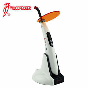 Original Woodpecker Dental Led Wireless Cordless Curing Light Lamp Led B 1200mw