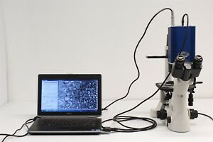 Photometrics Coolsnap Hq2 Microscope Ccd Camera