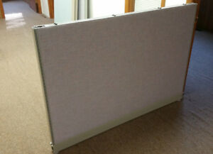 60 w X 42 h Privacy Panel Cubicle Office Partition Office Divider