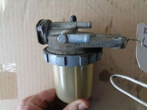 Kubota L3010 4x4 Fuel Filter Housing