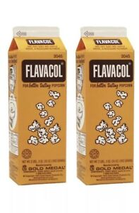 Gold Medal 2045 Flavacol Seasoning Popcorn Salt 35oz Movie Theater 10 Cartons
