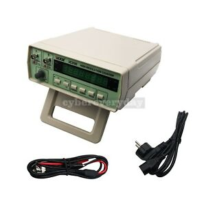 Vc3165 Radio Frequency Counter Rf Meter 0 01hz 2 4ghz Tester Cymometer Us