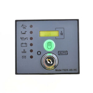 702k as hc Start Generator Controller Board Panel Lcd Hours Counter Accessories