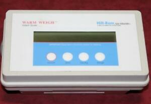 Hill rom Warm Weigh Infant Scale Display Module Incubator Display Free Shipping