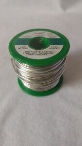Kester 48 Flux Core Lead Free Solder Wire 1lb 093 Inch Diameter 3 3 Flux