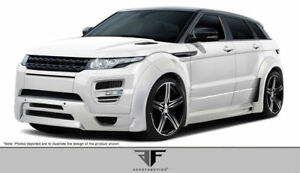 Land Rover Range Rover Evoque Dynamic 12 15 Aero Function Body Kit Af 1 21 Pcs