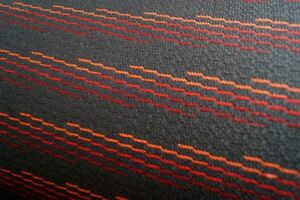 Bmw M Tech Red E30 High Quality Reproduction Fabric 58 Seat Cloth M3