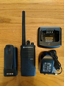 Motorola Cp110m Vhf Murs Two way Radio Compatible With Walmart Rdm2070d