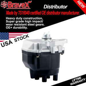 Complete Engine Distributor For 98 99 00 01 02 Honda Accord Acura Cl L4 2 3l Cl