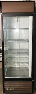 True Gdm 23 Glass Swing Door Refrigerator Merchandiser warranty