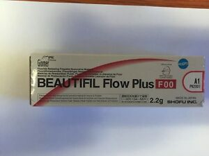 Shofu Beautifil Flow Plus F00 Zero Flow Syringe A1