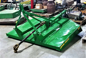 John Deere 5 Foot 503 Rotary Mower Ie Cutter Brush Bush Hog 5