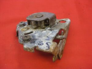 1959 1960 Chevy Elcamino Nomad Brookwood Wagon Right Rear Tailgate Latch 5025