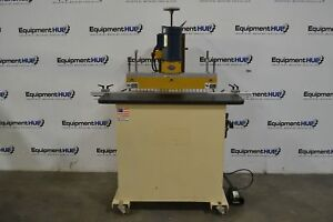Ritter R19f3 32mm 23 Spindle Pneumatic Line Boring Machine