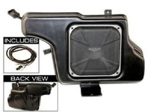 2005 2014 Mustang Shelby Kicker 10 Trunk Subwoofer Direct Fit
