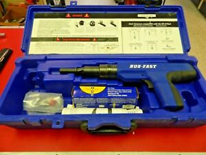Duo fast Df27 Nail Gun With Load Strips case manual