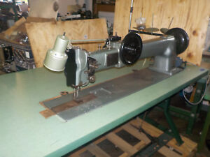 Industrial Sewing Machine Model Singer 145w304 Walking Foot Leather