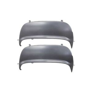 1955 1957 Ford Thunderbird Fender Skirts Without Mouldings 66 30409 1