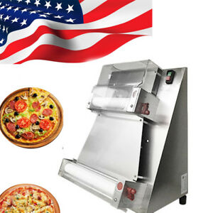 Us Pizza Bread Dough Roller Machine Pizza Making Machine Dough Sheeter 0 5 5 5mm