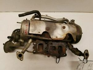Turbo Supercharger Fits 1993 Mazda Rx 7 Oem
