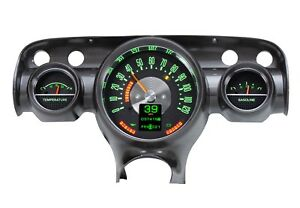 1957 Chevy Car Dakota Digital Rtx Instruments Gauge Cluster