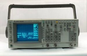 Fluke Pm3380b 100 Mhz Two Channel Autoranging Combiscope W options Ships Today