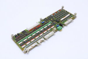 Siemens 6fx1124 6ad02 Cnc Drive Board 64 In 32 Out