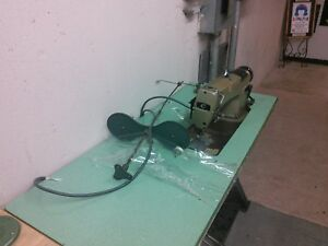 Vintage Commercial Grade Consew Model 230 Sewing Machine