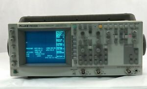 Fluke Pm3390b 200 Mhz Two Channel Autoranging Combiscope W options Ships Today