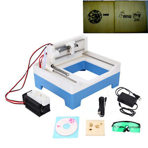 2000mw Usb Diy Micro Laser Engraving Machine Cutting Printer Engraver Cutter Kit