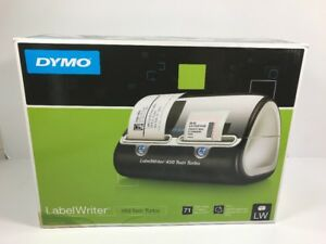 Dymo Label Writer 450 Twin Turbo Label Printer 71 Labels Per Minute Brand New