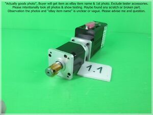 Animatics Sm1720m With Gh17p10 10 1 Gear Head As Photo Sn 0998 New Unbox