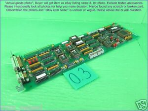 Spea Pcads In3 Spea Automatic Testing Equipment Isa Pcb As Photo Sn 0268 L o