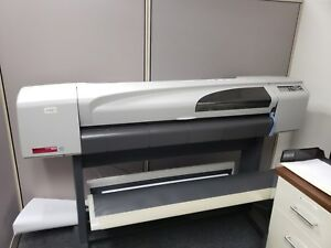 Hp Designjet 500 Plotter Model C7770b