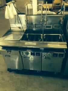 Keating Double Bay Deep Fryer