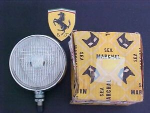 Ferrari Driving Fog Lamp Lightsev Marchalvintagenew With Box