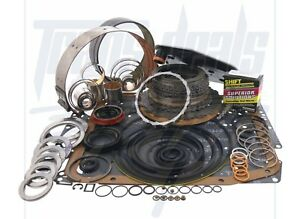 Ford 4r70w Deluxe Transmission Rebuild Level 2 Kit 1996 97