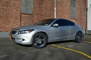 4 Gwg Wheels 18 Inch Chrome Drift Rims Fits Honda Accord Coupe