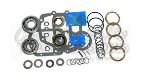 Muncie M20 21 22 4 Speed Rebuild Kit W Maxi Load Bearings Transmission 1 Pin