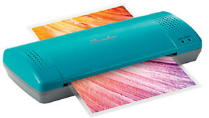 Swingline Inspire Plus Thermal Pouch Laminator 9 Width Teal gray