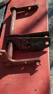 Farmall Ih Cub Tractor Rockshaft Hand Lift Cultivator Implement