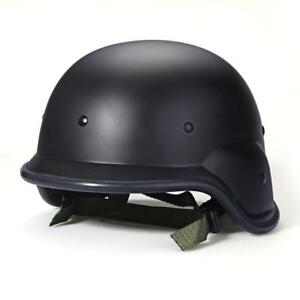 Tactical Fast SWAT Helmet Riding Combat Military Army Police Paintball Airsoft